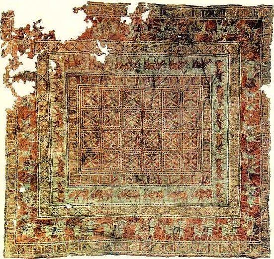 قیمت فرش باستان یزد